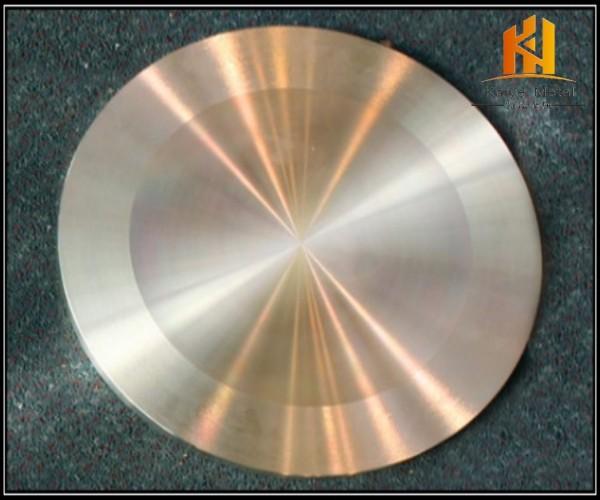 锻造锻打:HC-276材料镍板