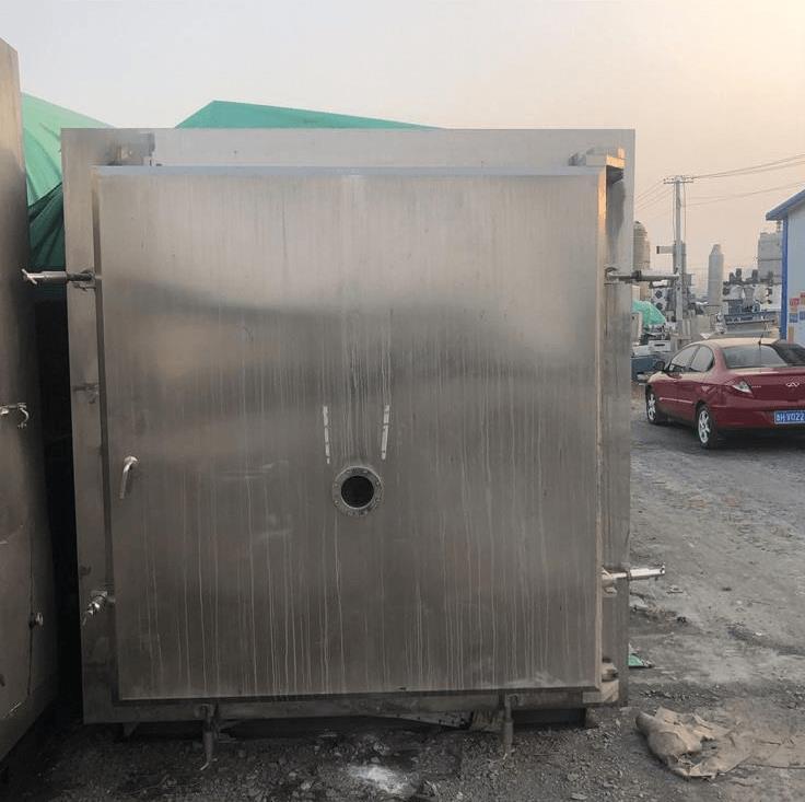 低价处理二手60平方冻干机