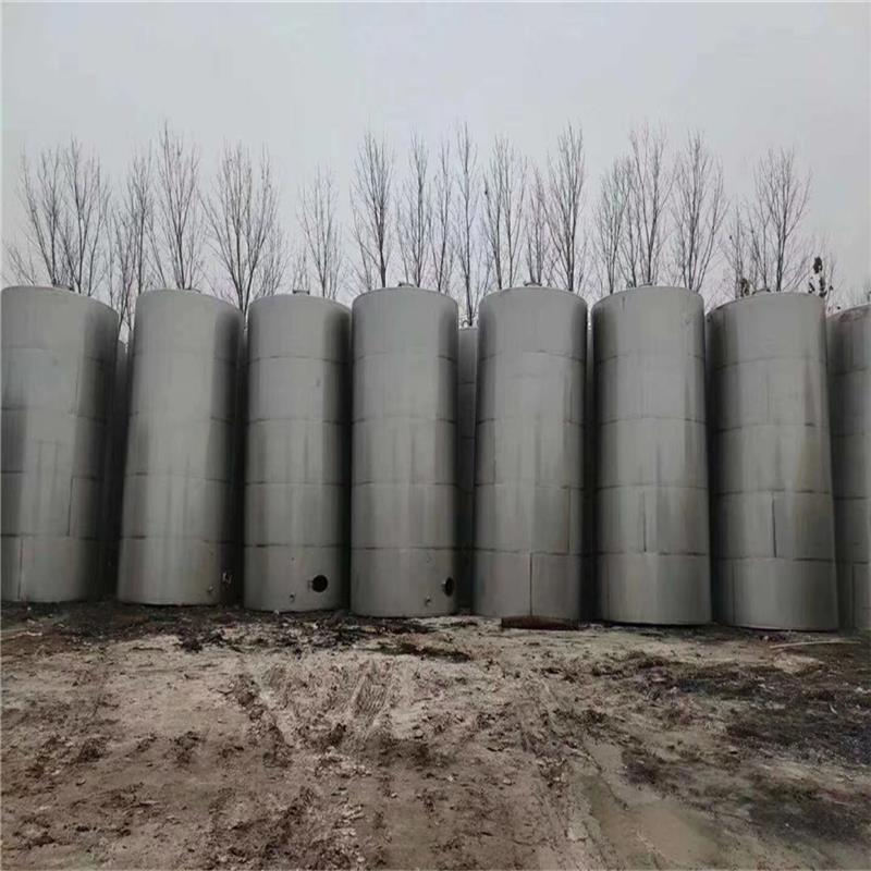 二手1吨2吨3吨5吨不锈钢储罐现货出售