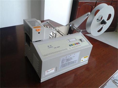 硅膠管剪管機廠商 塑料扎帶裁管機批量設置