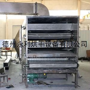 工廠定做鱗片石墨干燥設備 工業用網帶烘干機