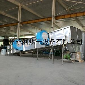 工廠定做啤酒糟烘干機 小型飼料干燥設備
