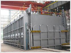大型燃氣熱處理爐,燃氣退火爐