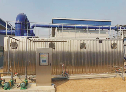 合肥杰通环境电子显示屏制造废气处理