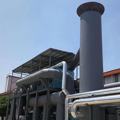 安徽喷漆房废气处理-废气处理方案-专业废气处理-净化系统-杰通环境