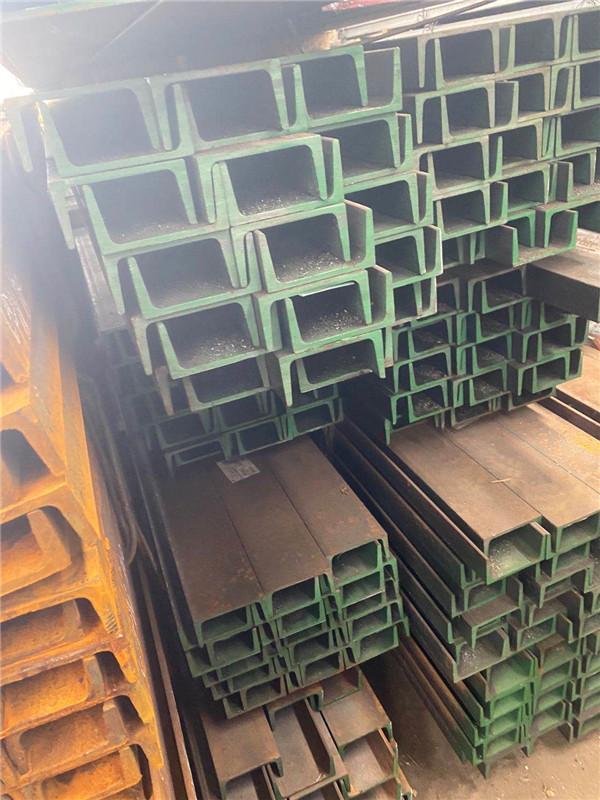 美标槽钢全新规格 美标槽钢全新尺寸