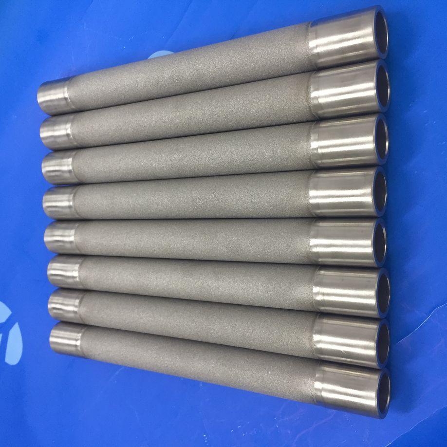 耐高溫耐酸堿腐蝕管式濾芯