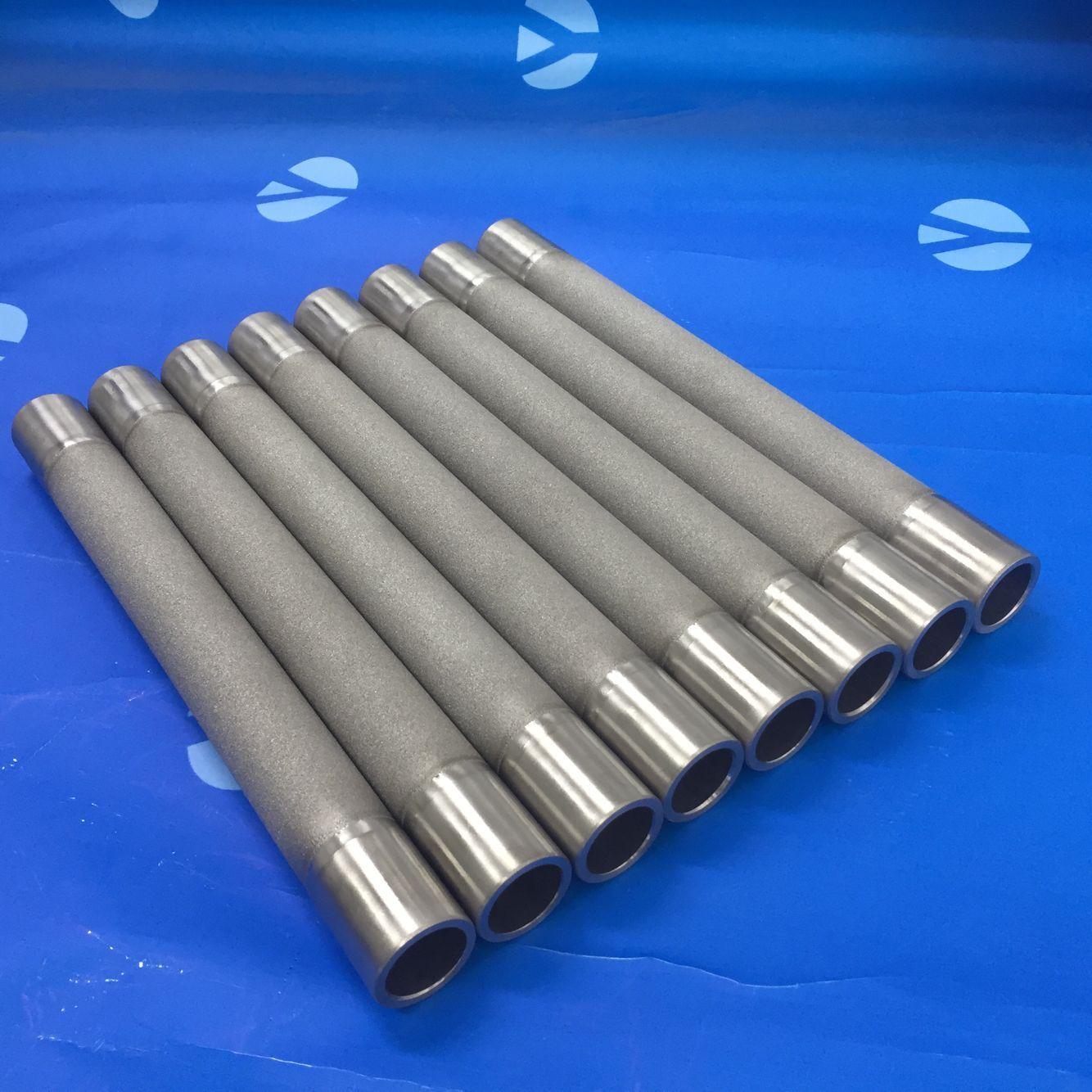 微孔鈦棒濾芯脫碳濾芯金屬濾芯