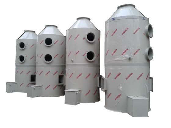 塑料廢氣處理塔