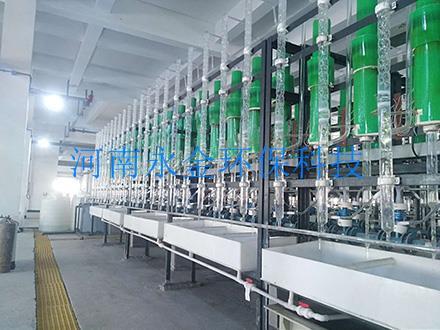 硫酸提純設備SLST-DG