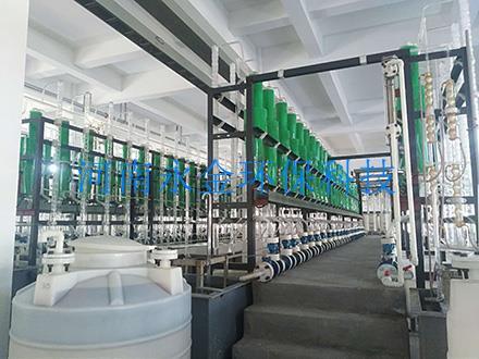 硫酸提純設備SLST-DC