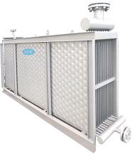 高效节能新型板片式蒸发式冷凝器