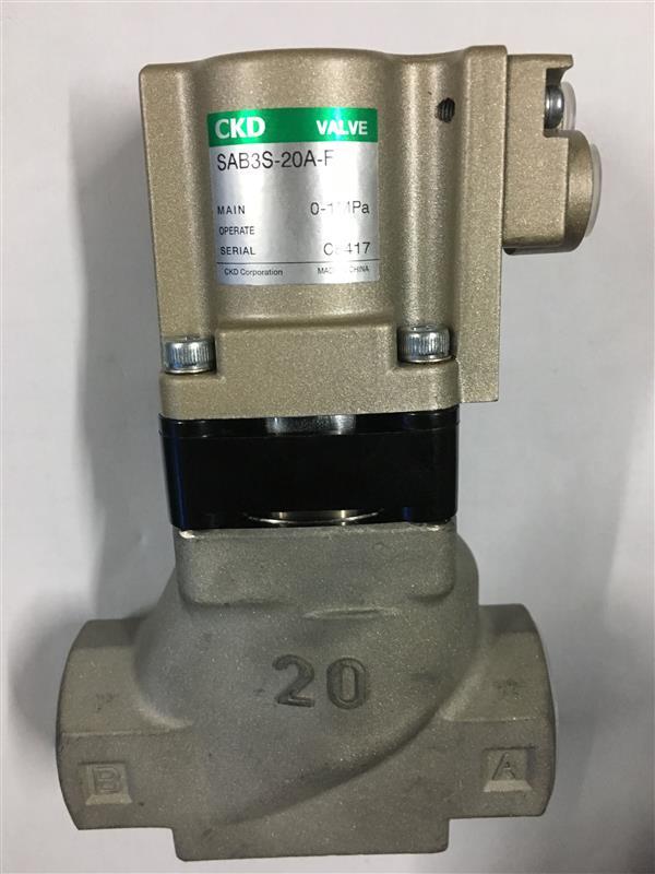 日本CKD不锈钢电磁阀,日本CKD蒸汽电磁阀