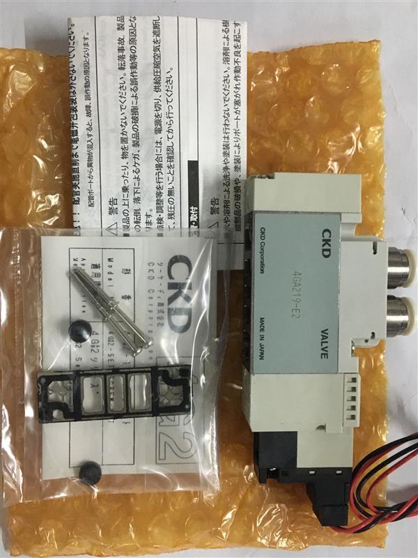 日本CKD型号4GA219-E2系列电磁阀