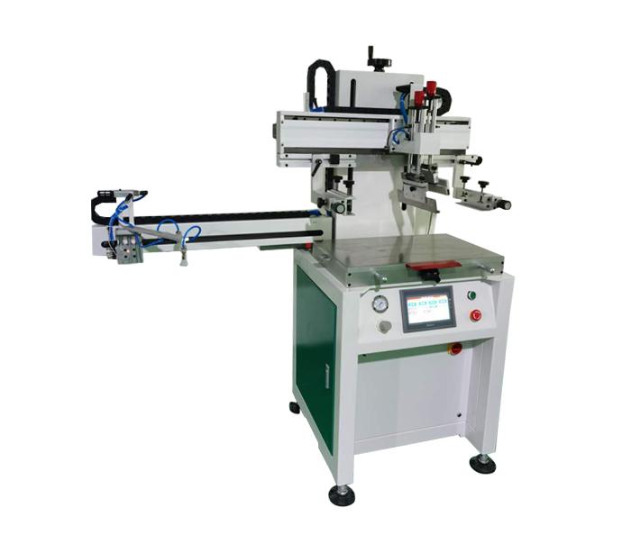 紙板絲印機廠家紙皮網印機紙張標牌絲網印刷機