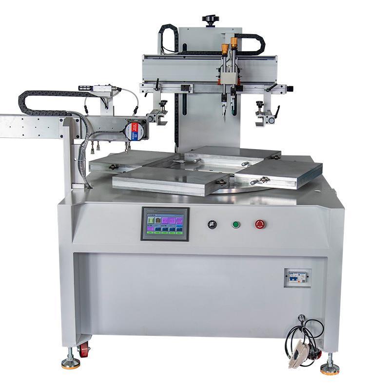 不銹鋼標牌絲印機玻璃視窗網印機亞克力鏡片印刷機