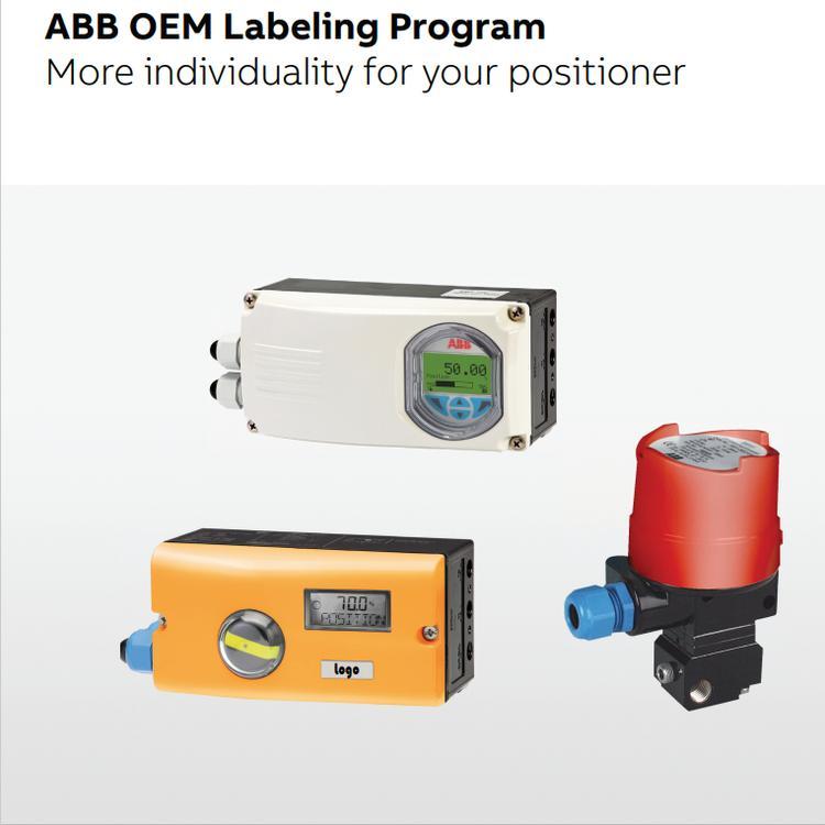 德国ABB智能电气阀门定位器TZIDC