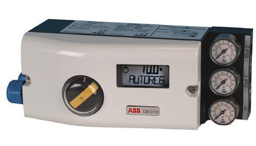 ABB阀门定位器TZIDC