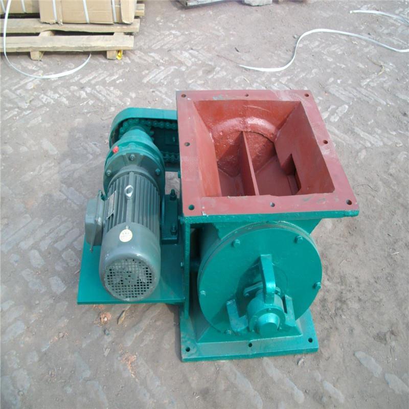 厂家定制除尘器配件卸灰卸料用星型给料机