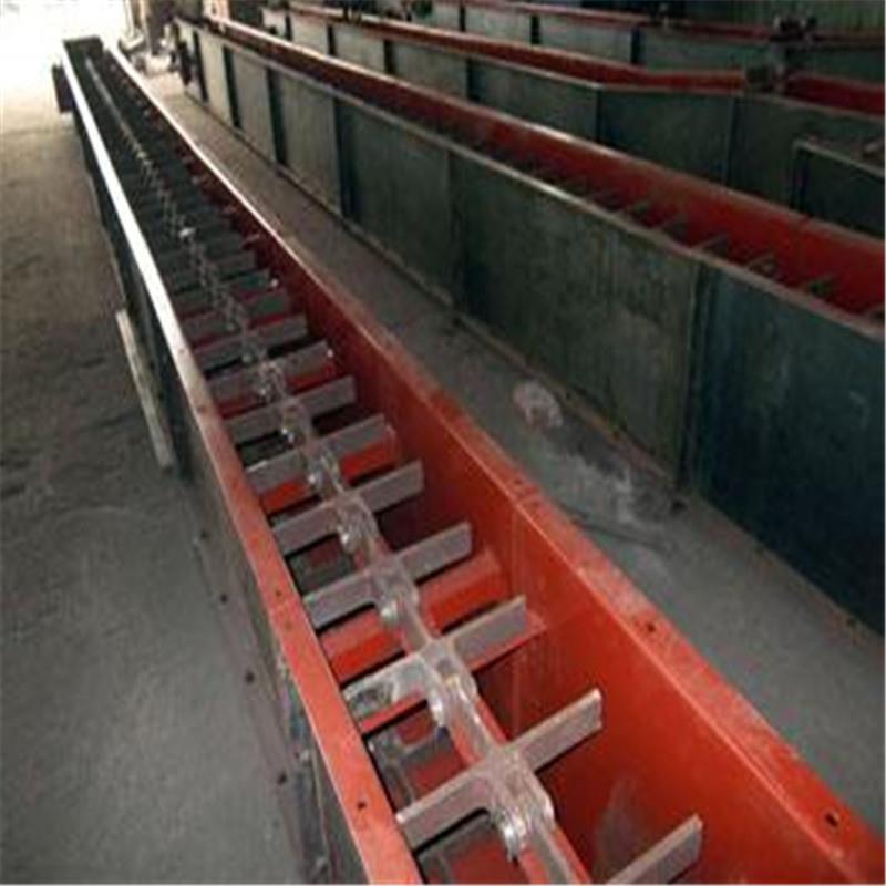廠家直供FU350刮板輸送機石塊鏈條輸送機