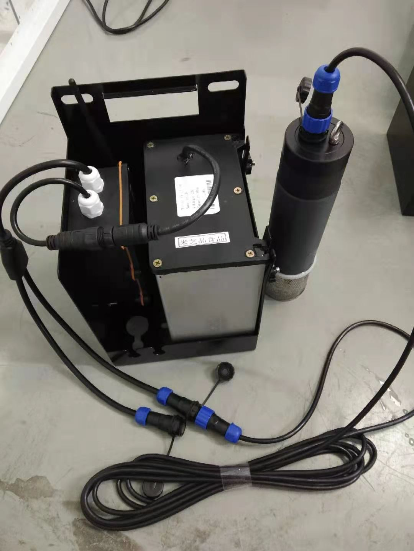 窖井排水末端監管系統
