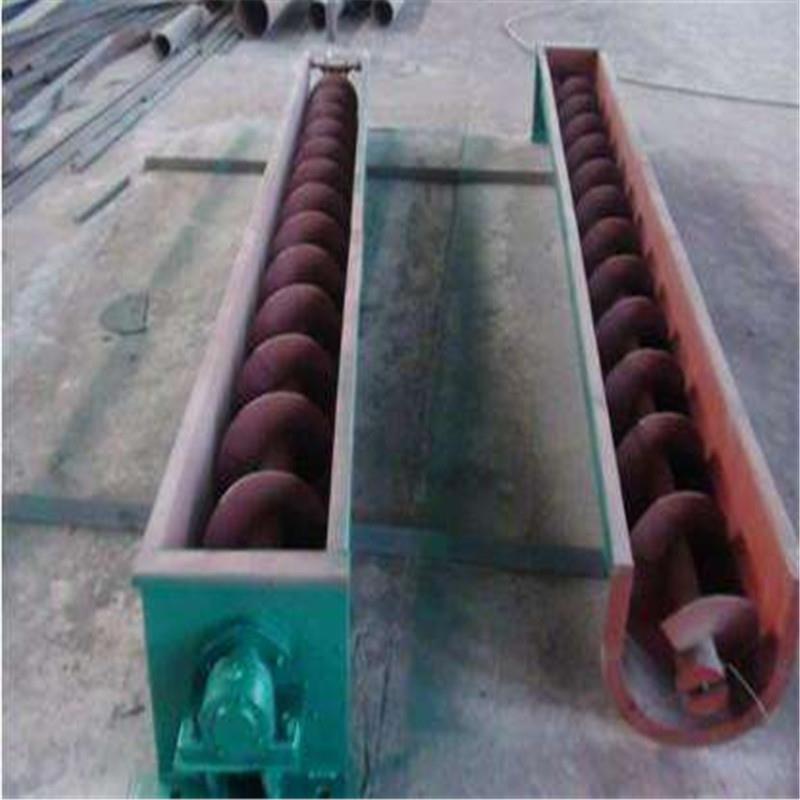 澤成廠家供應LS型螺旋輸送機絞龍送料機