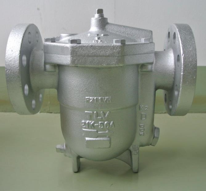 日本TLV型號J7X-5自由浮球式疏水閥