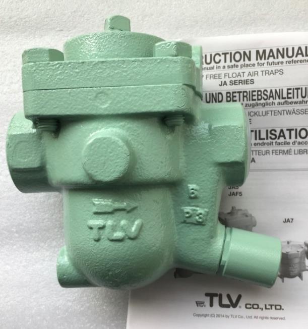 日本TLV型號JA3-16空氣疏水閥