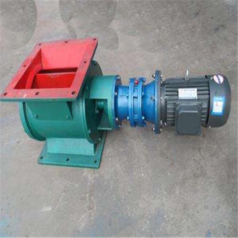 側連高溫方口300*300 200*200卸料器卸灰閥定制