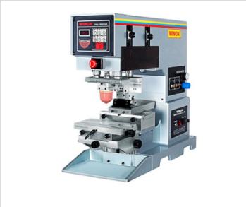 125單色移印機蘇州歐可達移印機印刷設備公司銷往南京市鼓樓區125單色移印機