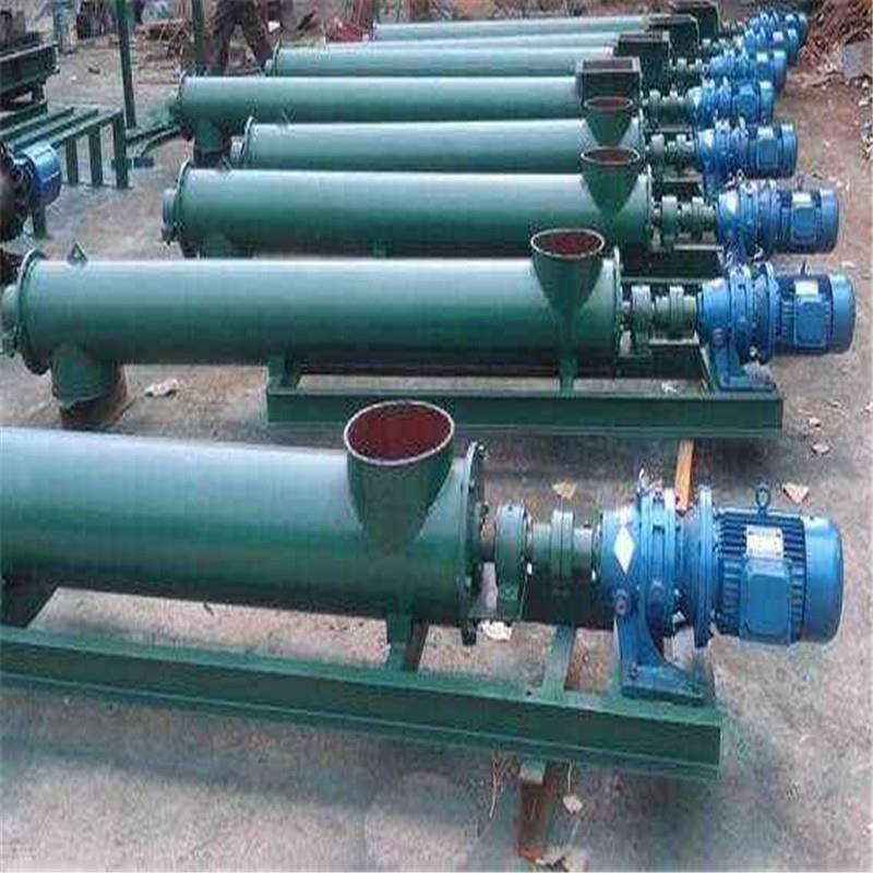 泽成厂家供应LS型螺旋输送机绞龙送料机