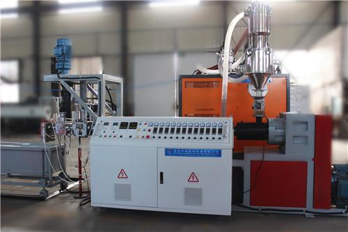 塑鋼帶機器-青島中瑞塑料打包帶生產線