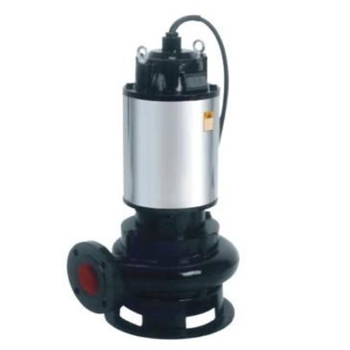 礬泉-JYWQ型自動攪勻式潛水排污泵