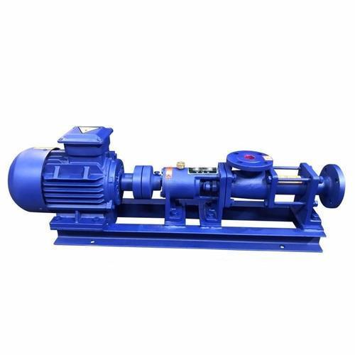 礬泉-G型單螺桿泵
