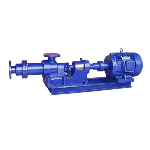 礬泉-I-1B型螺桿式濃漿泵