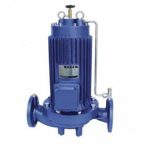 礬泉-PBG屏蔽式管道泵