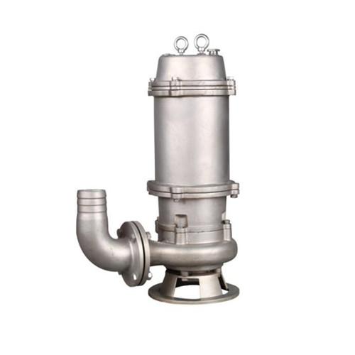 礬泉-WQP不銹鋼潛水排污泵