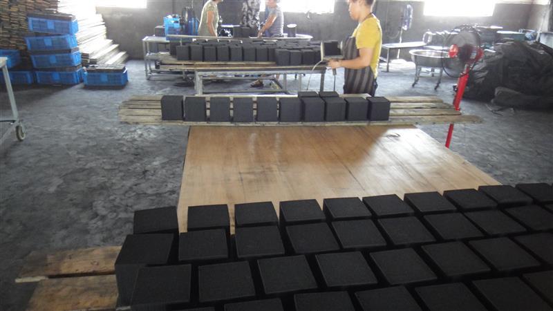 沈陽廢氣處理活性炭%蜂窩狀活性炭塊