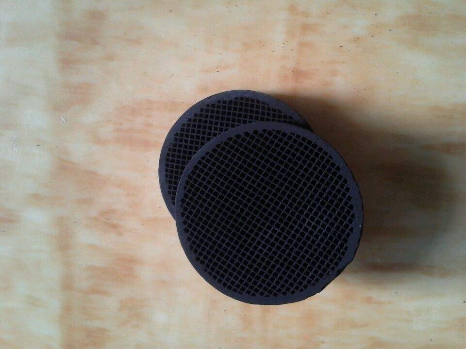 鎮江防水蜂窩活性炭生產廠家型號可定制