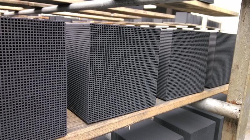 北京防水蜂窩活性炭生產廠家型號可定制