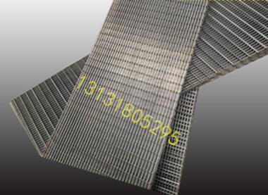 廠家定制直線型楔形絲礦篩網焊接篩網
