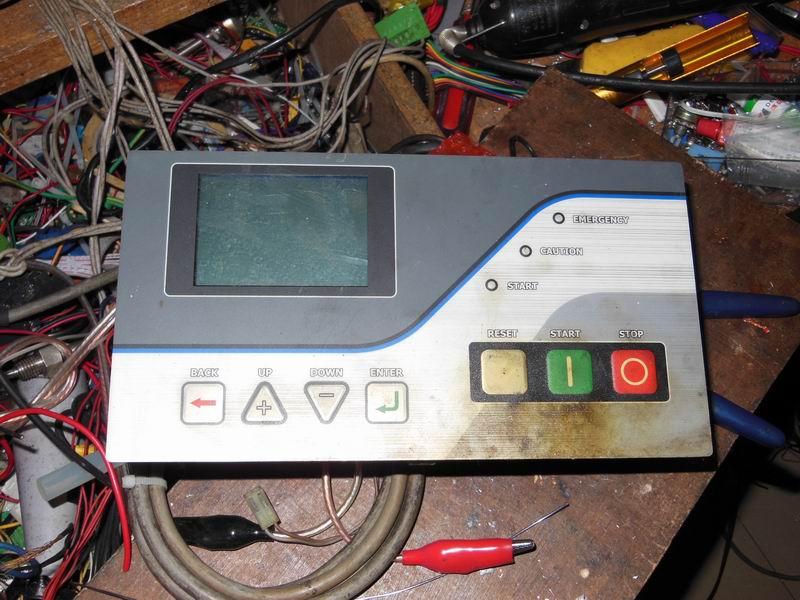 维修神钢空压机控制器KS