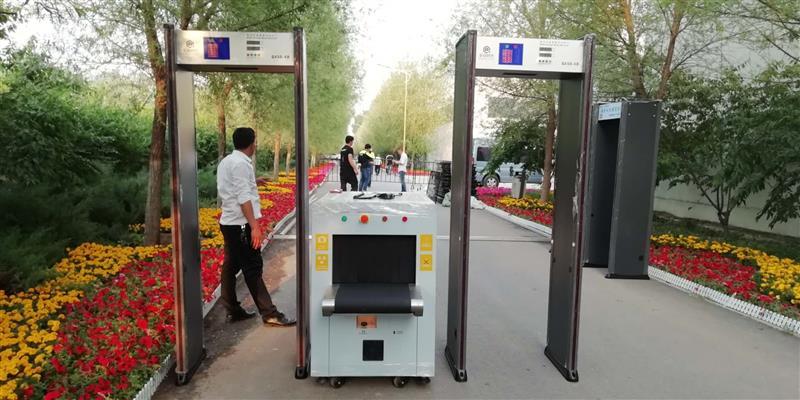 北京测温门安检门安检机安检仪安检器出租