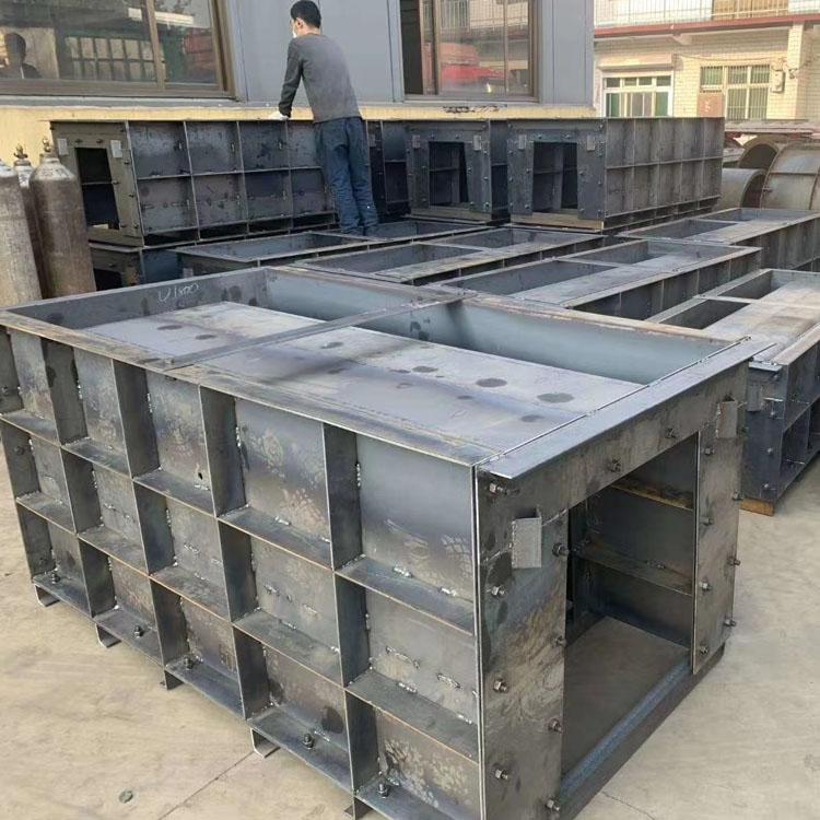 耐用的預制混凝土矩形槽模具,好用的水泥矩形槽模具