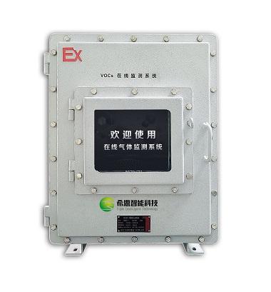 工业有机废气治理进气口LEL可燃气体浓度检测仪