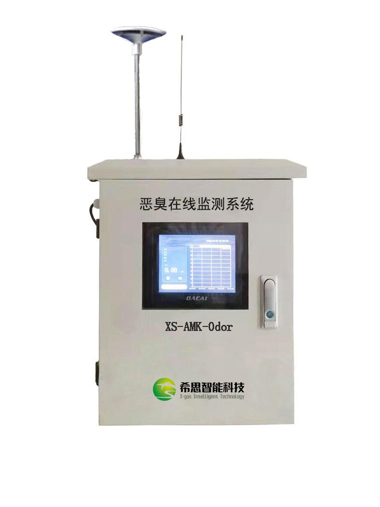恶臭气体浓度在线检测系统