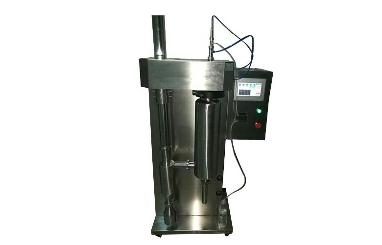 优质服务双级回收小型喷雾干燥整机不锈钢机关机保护