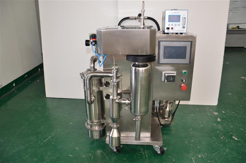 现货热销有机溶剂喷雾干燥机5000Y氮气密闭循环