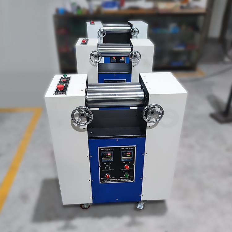 廠家供應XL-KLYP塑料小型開煉機 實驗用雙輥開煉機 二輥開煉機