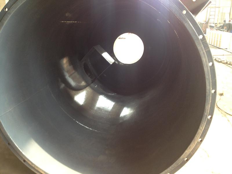 四氟储罐钢衬聚四氟乙烯/PTFE/PE/PO/PP储罐储器储存设备刚滚涂喷涂F30/F40/PFA储罐储器储存设备四氟衬里储